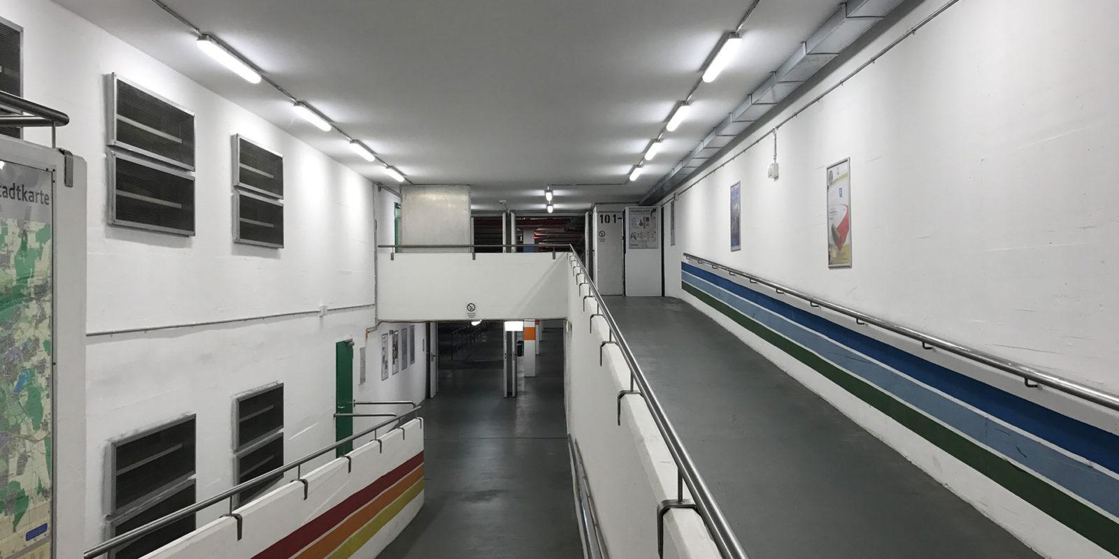 Tiefgarage Magni Braunschweig